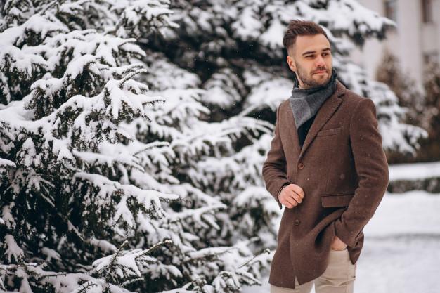 چگونه در زمستان خوشتیپ باشیم؟ + چند ترفند کاربردی