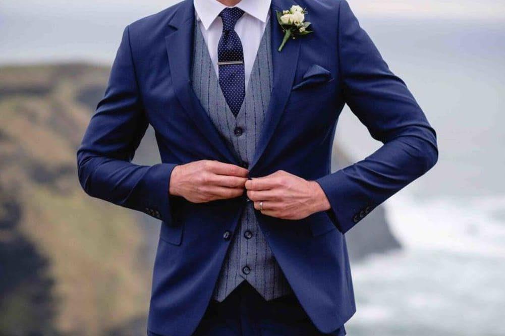 انتخاب کت شلوار مناسب