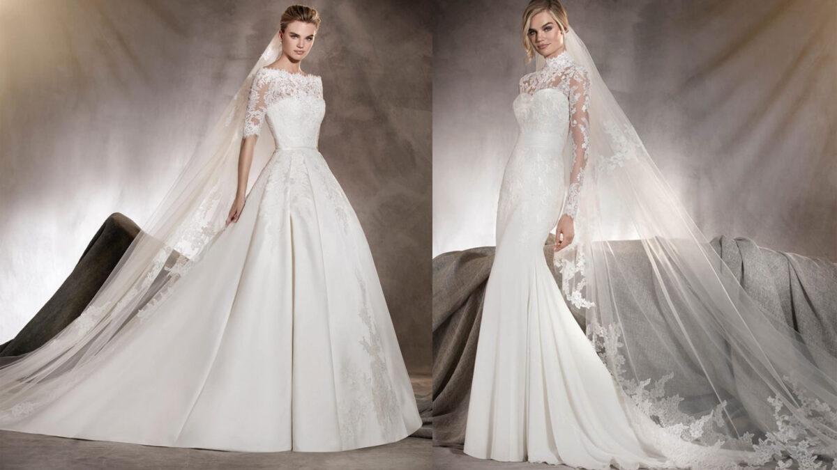 هر آنچه باید درباره طراحی لباس عروس بدانید