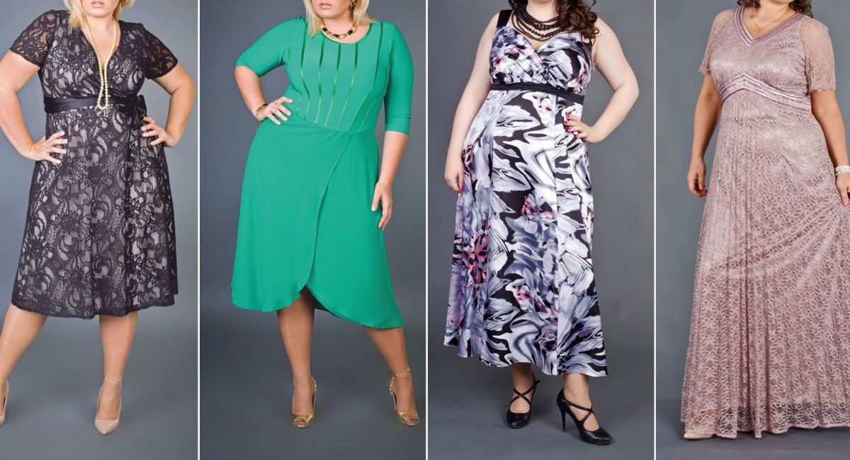 برای پنهان کردن چاقی چی بپوشیم؟