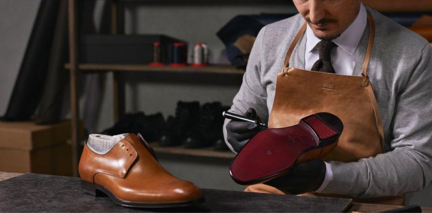 نحوه راه اندازی و آشنایی با تولید کفش