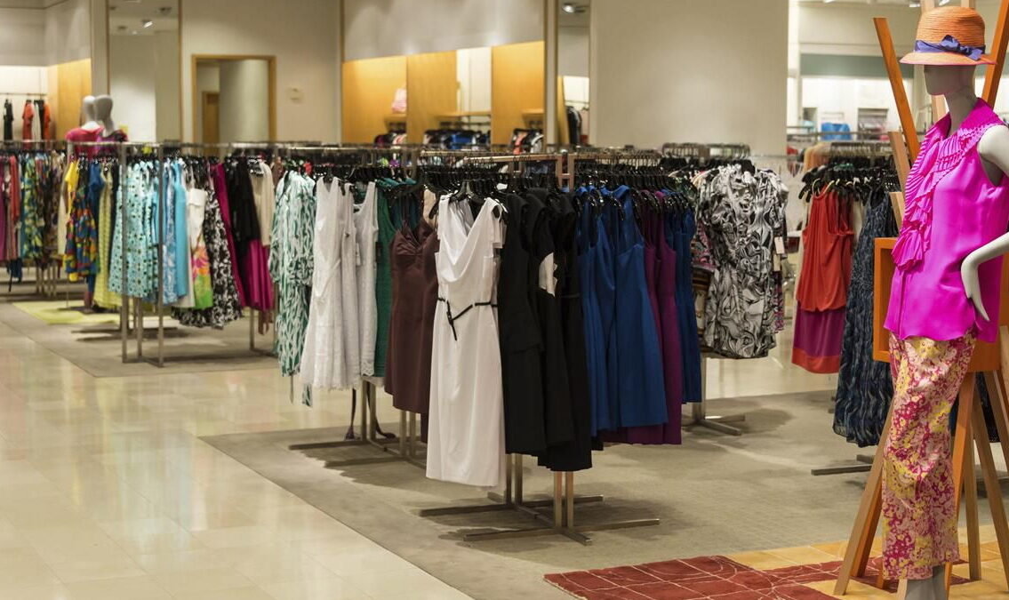 آینده محتمل برای خرده فروشی پوشاک