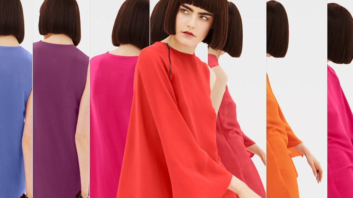 0 تا 100 ست کردن رنگ لباس +رنگ مناسب تیپ، اندام و فیزیکهای مختلف