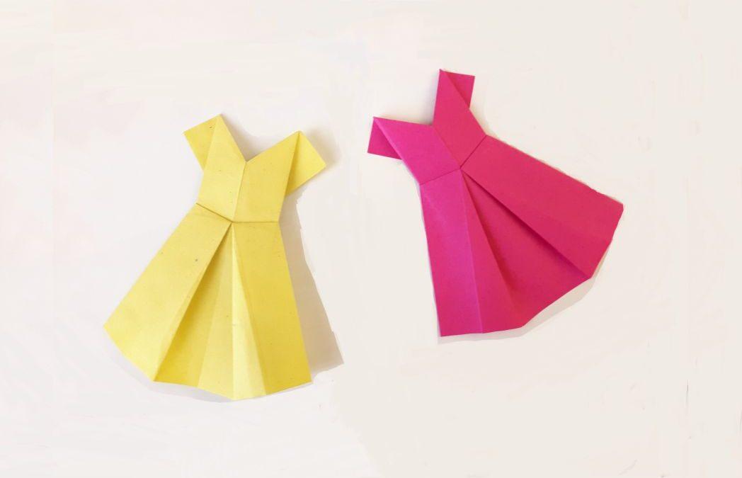 اوریگامی، روشی جذاب در طراحی پوشاک