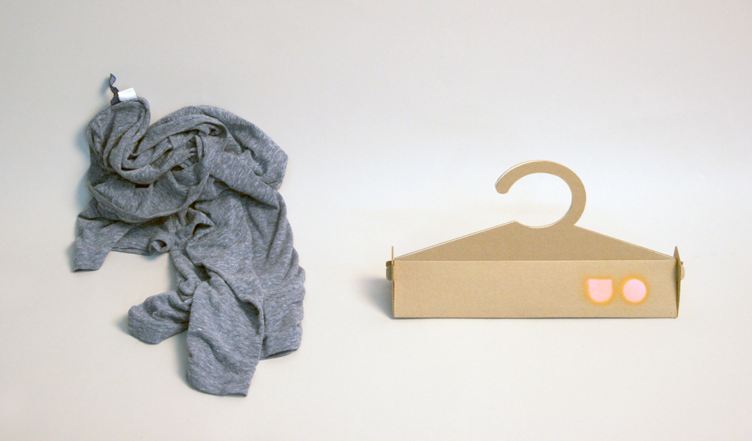 ایده بسته بندی لباس