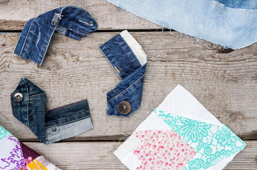 چند ترفند کاربردی برای استفاده مجدد از لباس های دورریختنی