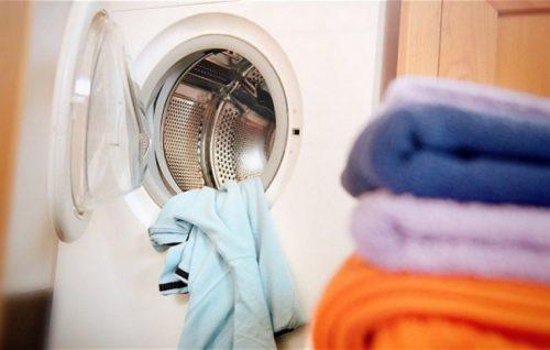 washing cotton cloths
