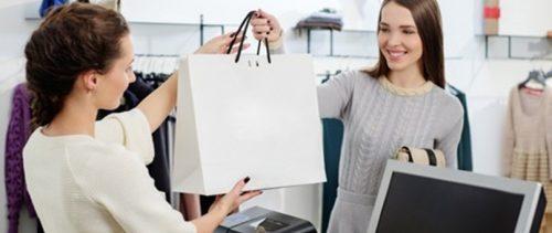 فروش و فروشندگان پوشاک