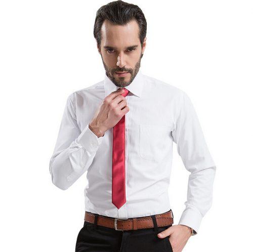 ۲۰۱۵-Men-Fashion-font-b-Shirts-b-font-camisas-social-Mens-font-b-Mandarin-b-font