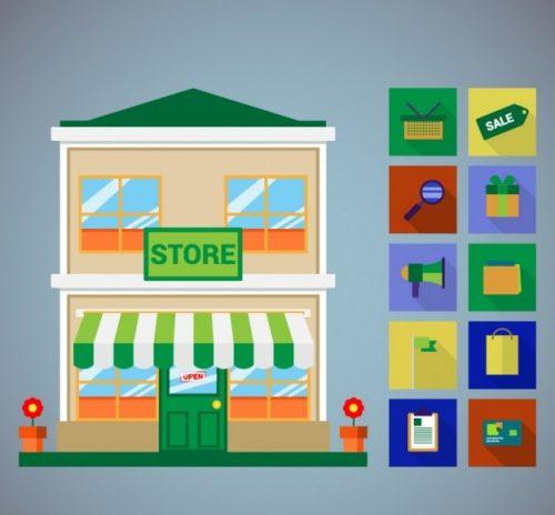 مشتری محور بودن فروشگاه لباس