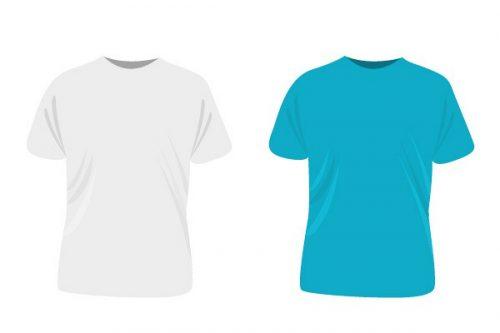 لباس خام برای چاپ