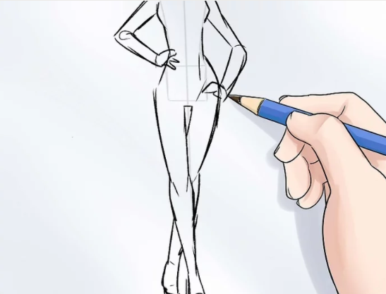 چگونگی طراحی لباس