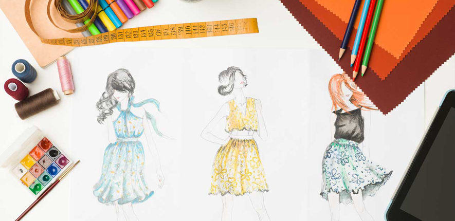 شغل طراحی لباس