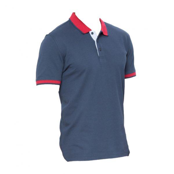 الگوی تی شرت یقه پایه دار ویژه
