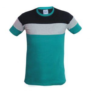 الگوی تی شرت یقه گرد مردانه ویژه