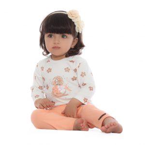 الگوی پایه بلوز دخترانه (کودک)