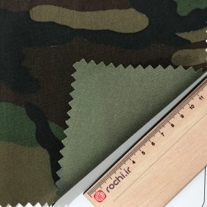 پارچه کتان نظامی نساجی بروجرد