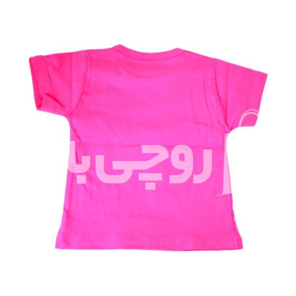 تی شرت دخترانه سانیا