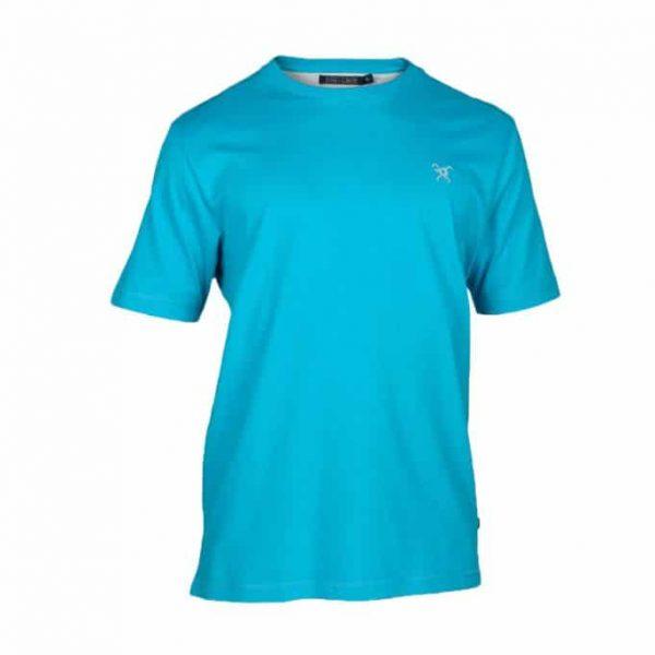 الگوی پایه تی شرت یقه گرد مردانه