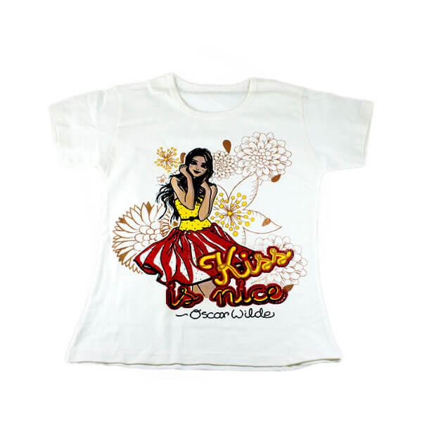 تی شرت دخترانه لونا