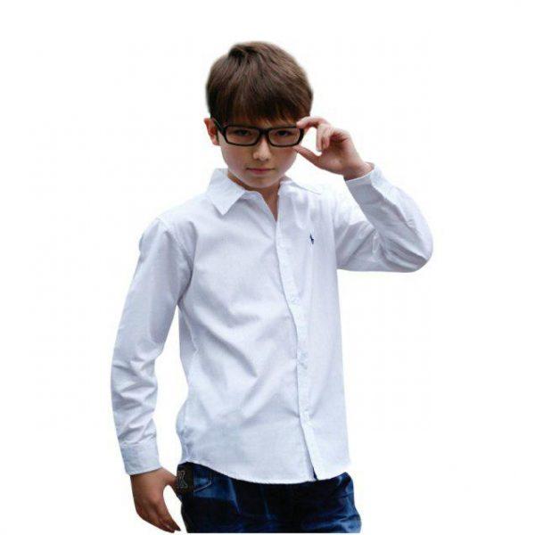 الگوی پیراهن پسرانه