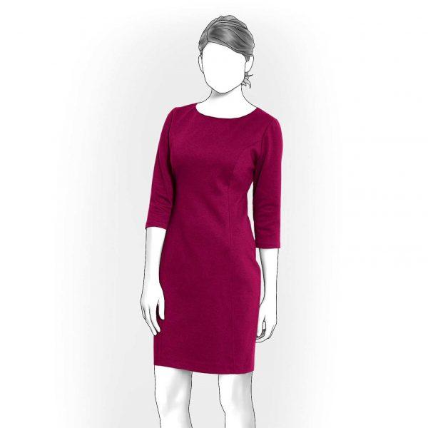 الگوی لباس ورونیکا