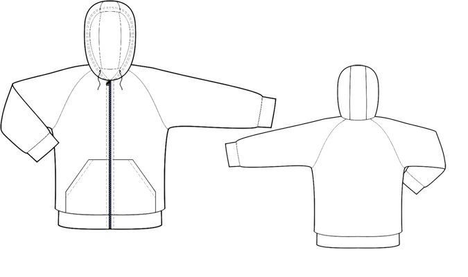 پکیج ۴ تایی الگوی لباس رایان