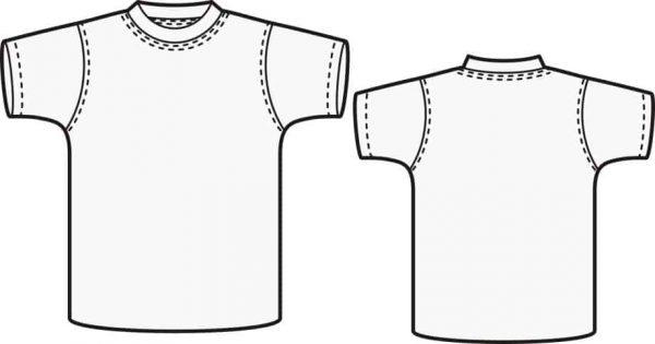 پکیج ۳ تایی الگوی تی شرت لوگان