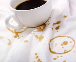 لکه چای و قهوه
