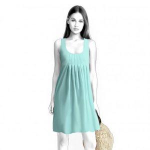 الگوی لباس کاترین