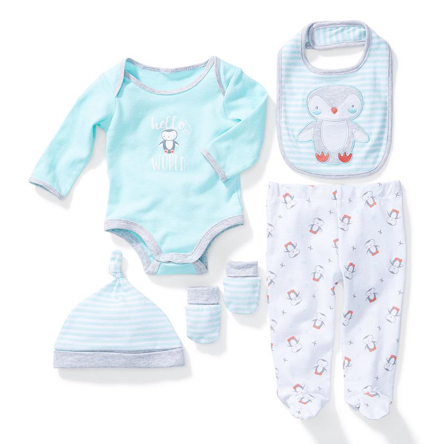 newborn garment