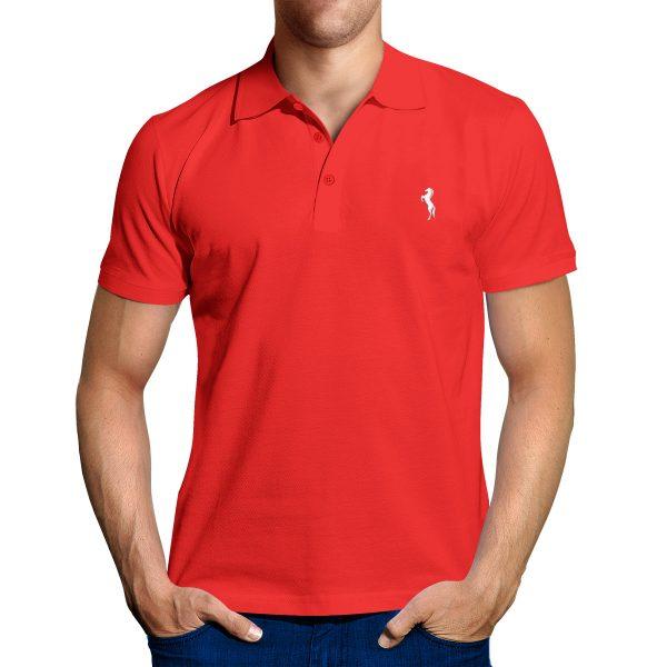 الگوی پایه تی شرت یقه پایه دار مردانه ویژه