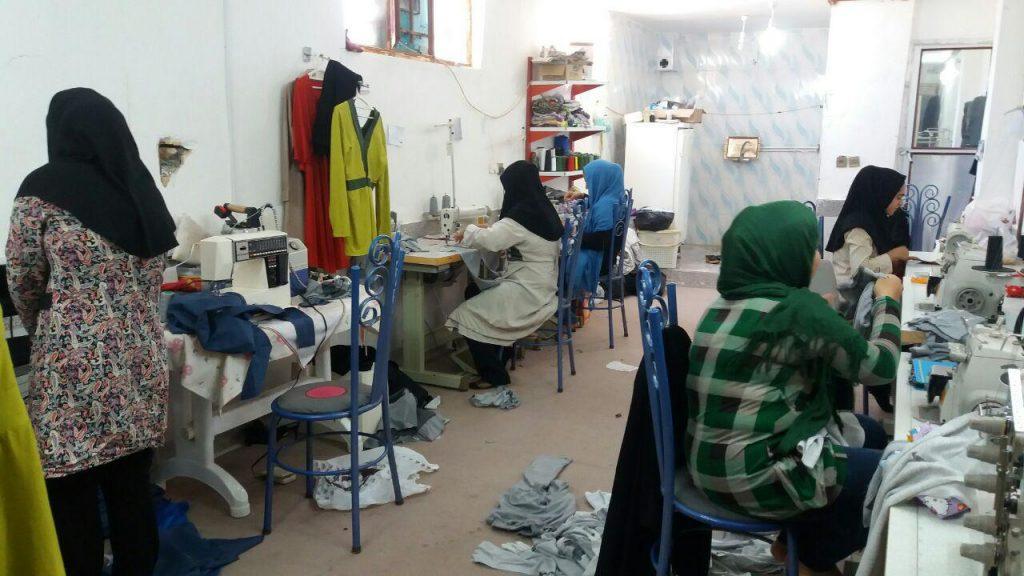 بهره مندی ۳۲۶۷ مددجوی کمیته امداد از دورههای فنی و حرفهای در خراسان شمالی