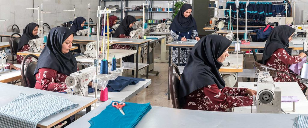 راه اندازی تولیدی لباس