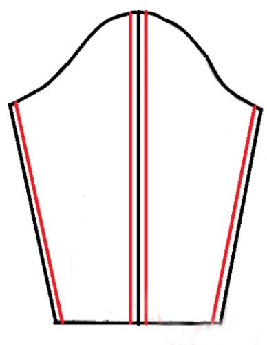 الگوی لباس مجلسی