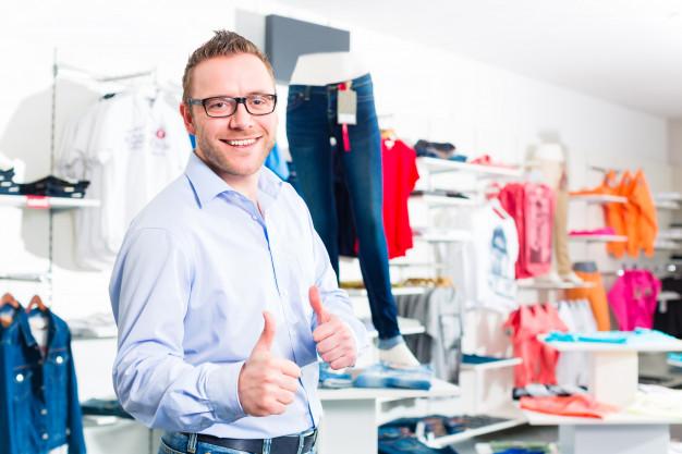 ایده برای فروشگاه لباس