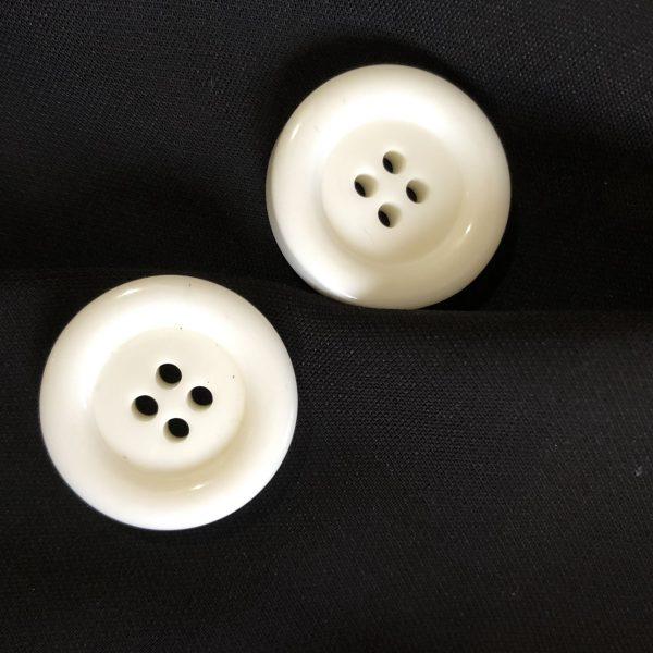 دکمه صدفی ۱۲۰(بسته ۵۰۰ عددی)