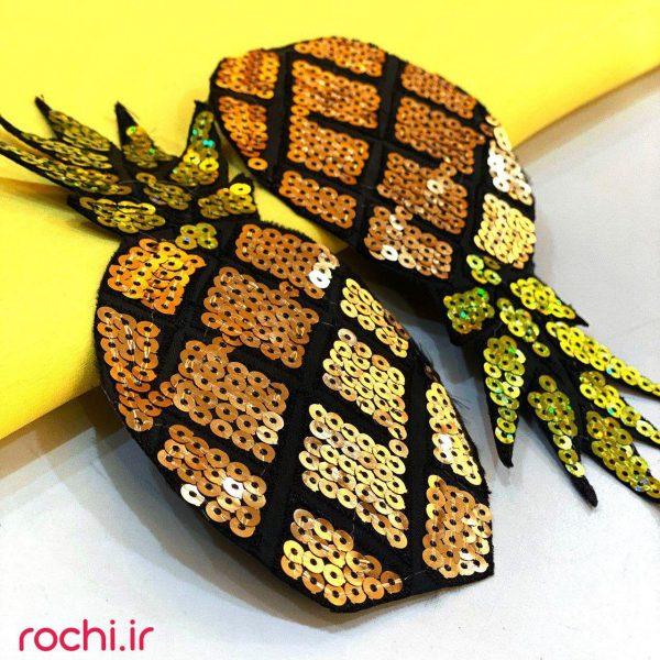 اپلیکه آناناس 103