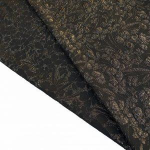 پارچه ژاکارد نخی سه بعدی لمه دار میشا
