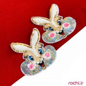 اپلیکه خرگوش 151
