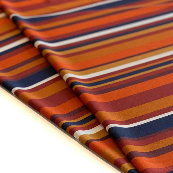 پارچه کرپ حریر ژالین رنگی