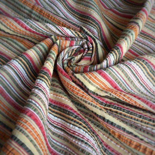 پارچه وال رنگین