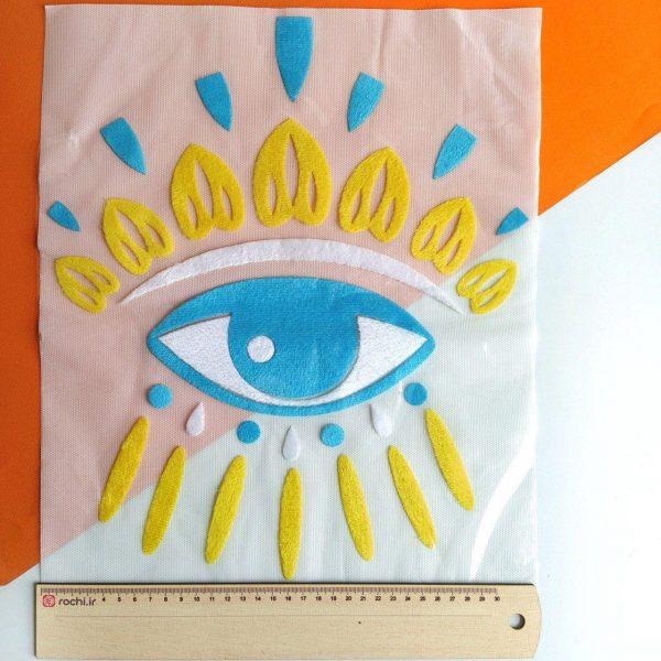 اپلیکه چشم نظر181