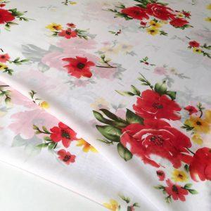 حریر گلدار رائیکا