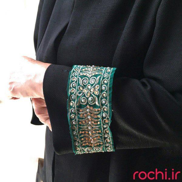 نوار پهن خرازی هندی