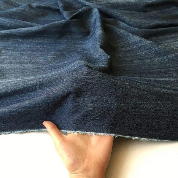 پارچه جین آبی