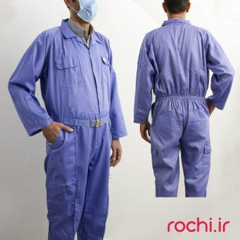 الگوی لباس کار سرهمی