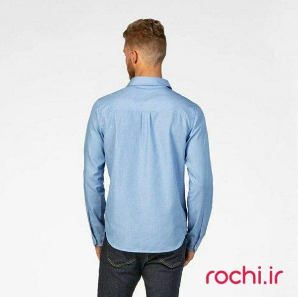 الگوی پایه پیراهن کلاسیک مردانه