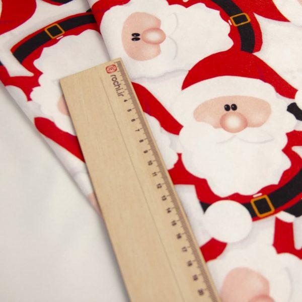 پارچه سوییت بابانوئل طرح درشت