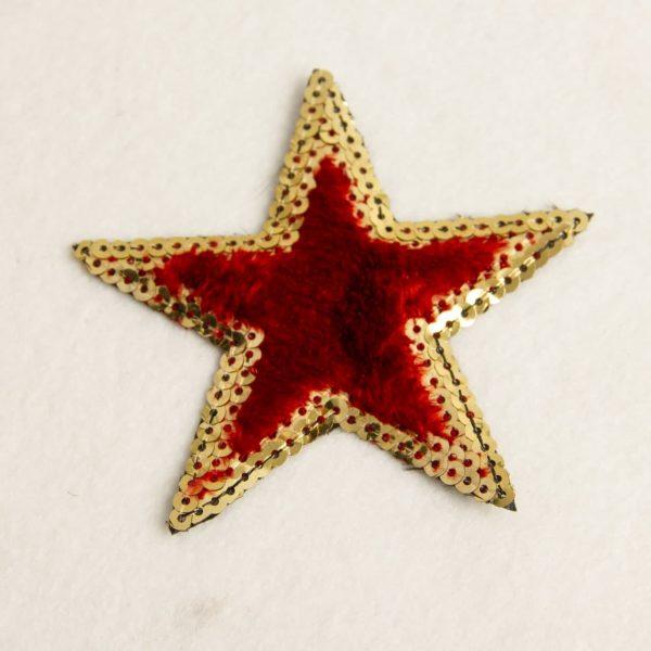 اپلیکه ستاره